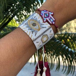 Bracelets Miyuki Style